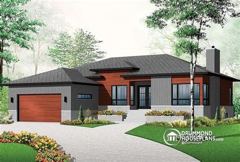 ranch style bungalow floor plans w3280 affordable ranch bungalow with home office open