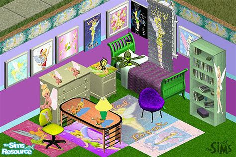 tinkerbell bedroom furniture voakley s tinkerbell bedroom set