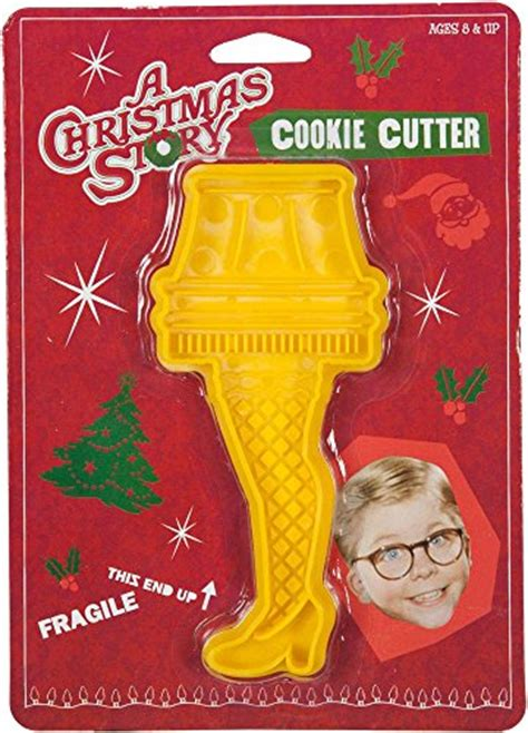 a christmas story leg l cookie christmas cookie cutters shopswell