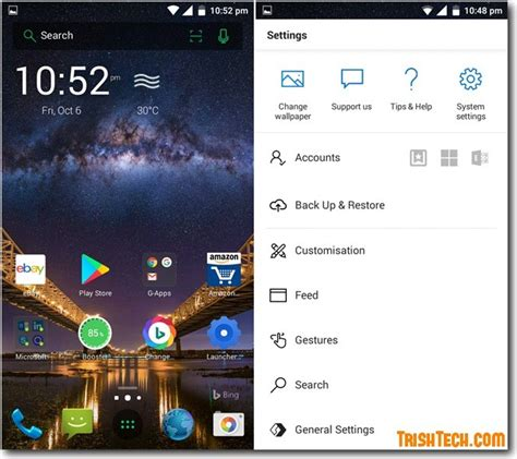 microsoft launcher themes personalize android smartphone with new microsoft launcher