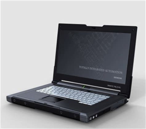 simatic field pg m3: the high performance industrial notebook