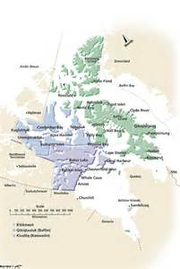 canada map nunavut maps of canada provinces political and territories