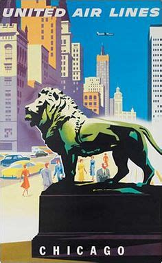 united airlines 185 photos 627 reviews chicago il 1000 images about vintage travel posters on pinterest