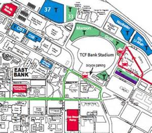ticket king college gopher football parking pass is a