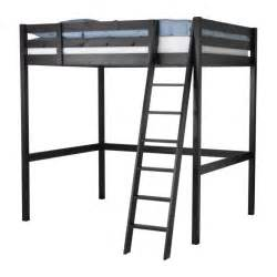 Ikea Usa Bed Frame Stor 197 Loft Bed Frame Black Loft Bed Frame Lofts And