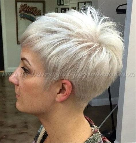 platinum hair color and cuts for over 50 women pictures short platinum pixie haircuts for women over 50 short