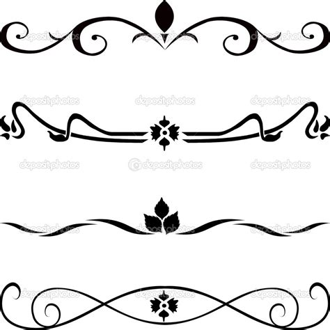 pattern vector border home design abstract vector design elements borders