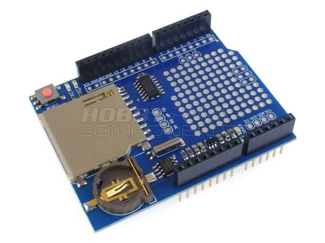Datalogger Datalogging Shield Untuk Arduino 1 deek robot data logging shield schematic logger shield