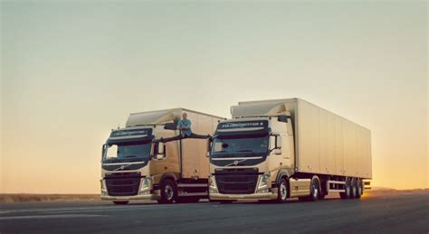 volvo trucks  epic split fubiz media