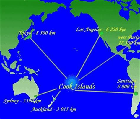 cook islands world map the cook islands a background southpac trust