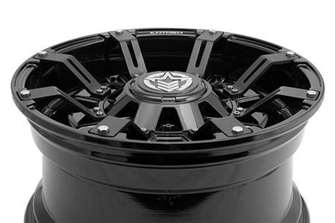 Kaos Side kaos black 4x4 wheel wheels offroad