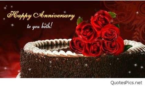Wishing you both a Happy Anniversary cartoon, cards