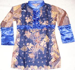 baju bluss anak t 0722 batik sarimbit abaya blus kemeja pria atasan anak