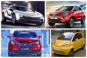 new car in india upcoming tata cars in india in 2017 2018 12 new cars