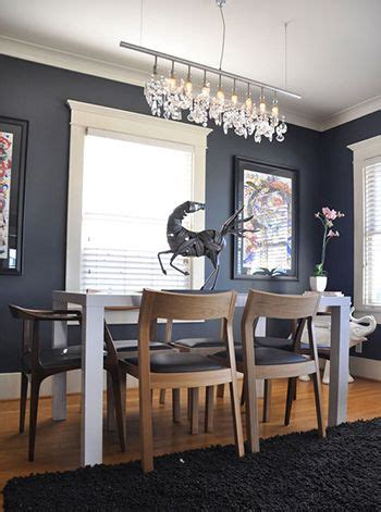benjamin moore dining room colors blue gray dining room benjamin moore paint color gravel
