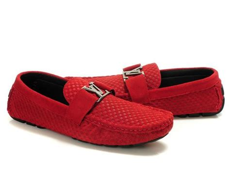 louie loafers louis vuitton lv initials s pane leather loafers