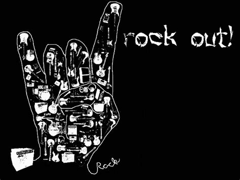 song rock accessible novelties rock on finger wallpapers