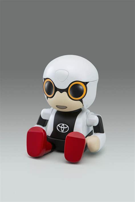 Toyota Robot Toyota S Kirobo Mini Robot Offers Emotional Support To