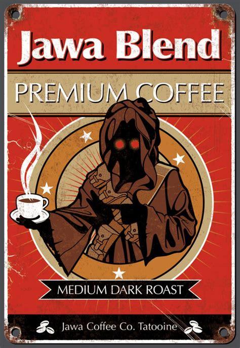 Meme Comic Jawa - coffee