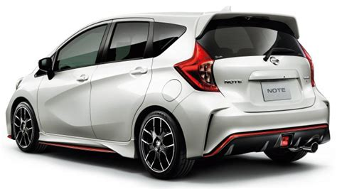 nissan note 2005 white nissan note nismo jdm specifications revealed