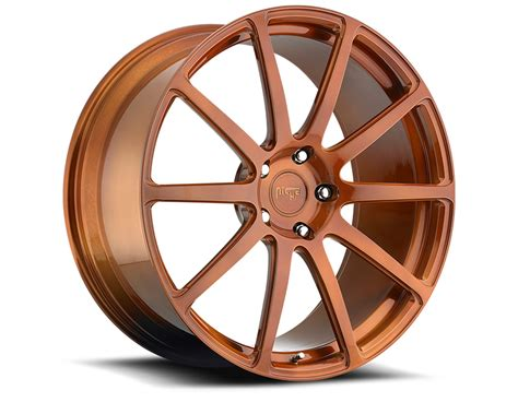 Vicenza T76 niche wheels monotec series horsepowerfreaks performance