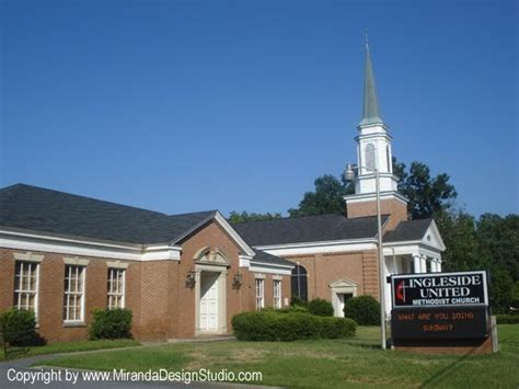 in macon ingleside united methodist church