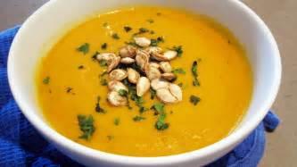 butternut squash soup recipe details calories