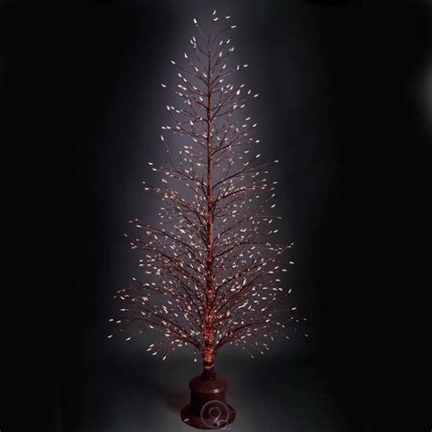 the color changing twinkling light tree 551 fiber optic