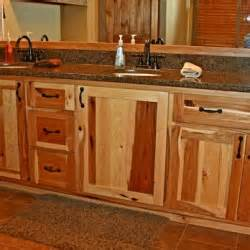 hickory bathroom cabinets built custom cabinets