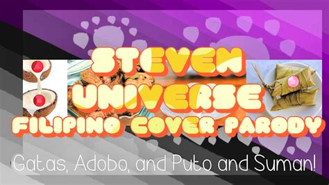 themes meaning in tagalog steven universe theme filipino parody cover youtube