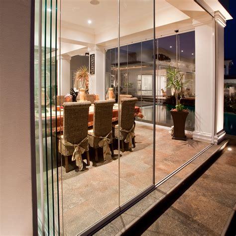 Frameless Glass Stacking Doors   Patio Doors   Sunflex