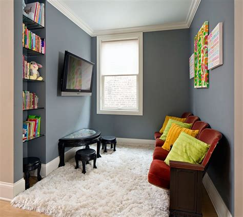 tv room layout 20 small tv rooms that balance style with functionality
