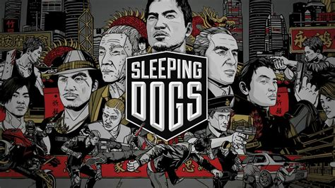 Image result for Sleeping Dogs Xbox 360