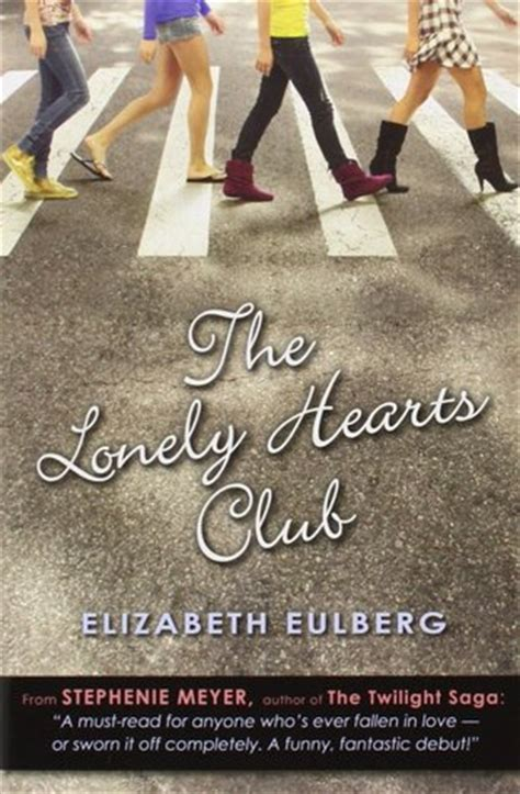 the lonely hearts club books the lonely hearts club the lonely hearts club 1 by
