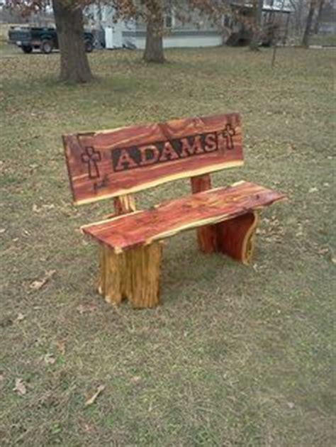 cedar log bench wood furniture pinterest 1000 images about cedar on pinterest cedar furniture cedar closet and log benches