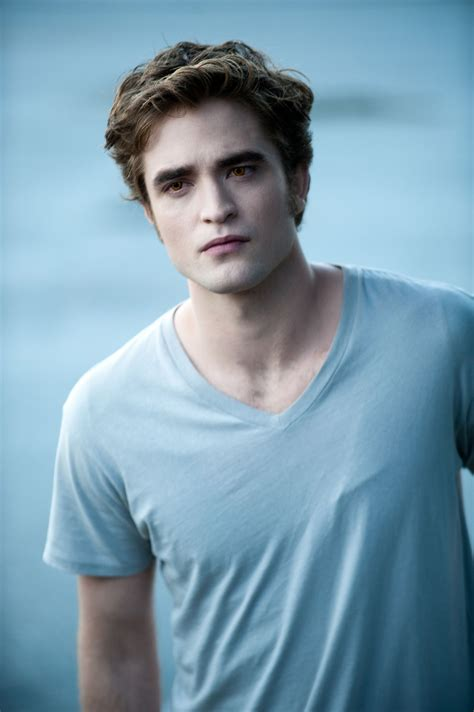 edward culle edward cullen the pattinson code