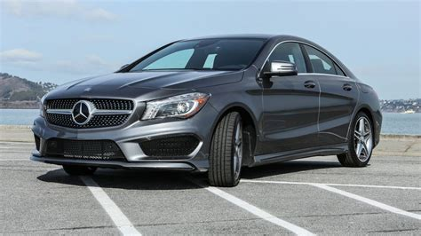 2014 Mercedes Class Cla250 Review by The Mercedes Cla250 Car And Driver Autos Post
