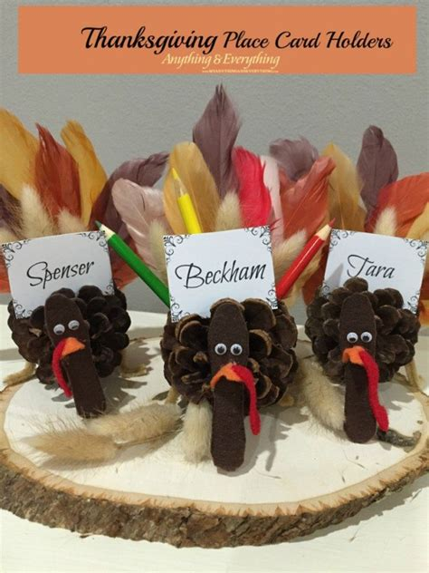 thanksgiving place card holder templates thanksgiving place card holder templates