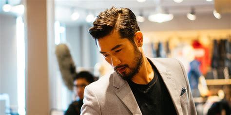 godfrey gao side profile godfrey gao slips into vancouver area to shoot canadian