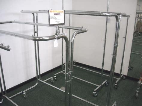stender porta abiti stender porta abiti doppio g02022c stender attrezzature