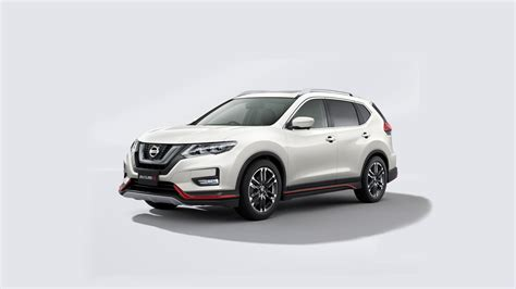 nissan  trail adds nismo performance package  japan