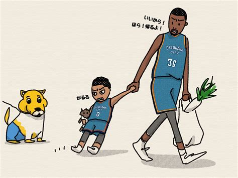 kevin durant fan page the best new nba fan art is by a 41 year old japanese