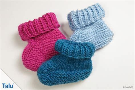 stricken babysachen babysch 252 hchen stricken baby booties anleitung f 252 r