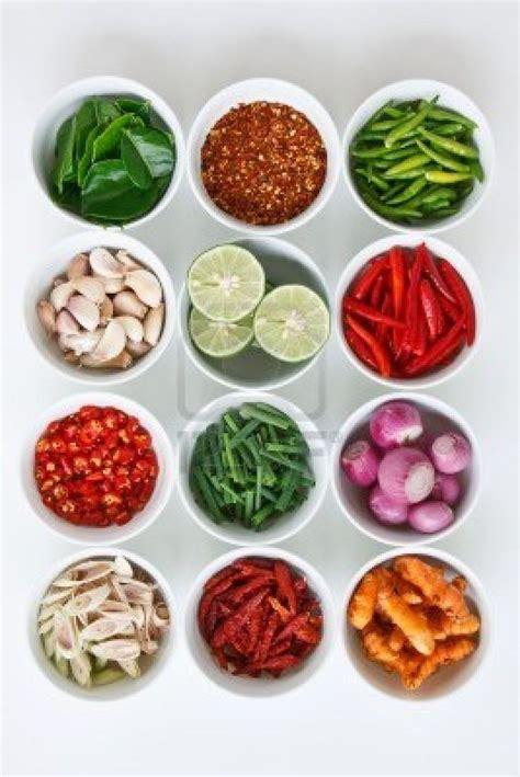 food ingredients thai food ingredients food