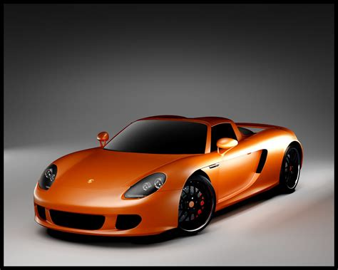 porsche orange porsche carrera orange pictures
