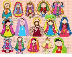 imagenes virgen maria caricatura 1000 ideas about imagenes virgen de guadalupe on