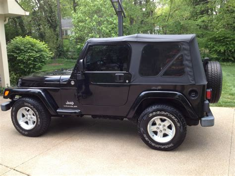 2005 Jeep Wrangler Unlimited 2005 Jeep Wrangler Pictures Cargurus