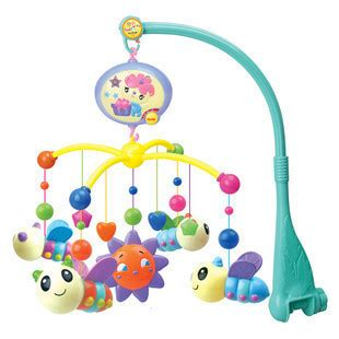 Mainan Gantungan Bayi Musical Mobile Lovely Baby Toys No D017 compare prices on baby toys pics shopping buy low