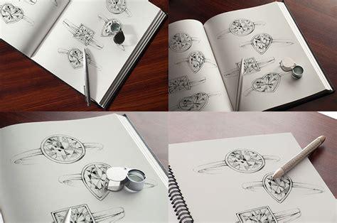 sketchbook mock up 19 best free sketchbook mockup psd for artists graphiceat