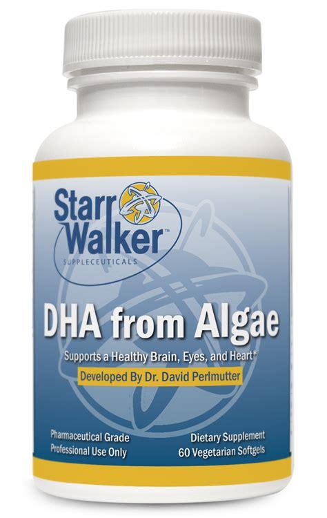 Dha Search Dha From Algae 60 Caps The Third Opinion Inc